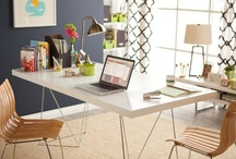 Organize with Style: Meg Biram / Home Office Furniture, Decor, and Art Inspired by Meg Biram. / by the Foundary