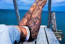 Tattoos :) / by Bradlie Crew