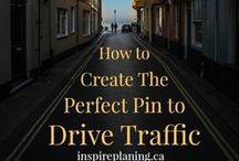 Pinterest / Pinterest Marketing and Design Ideas http://www.pinterest.com/inspireplanning/pinterest-inspire-planning/