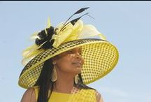 Preakness Looks / Share your #PreaknessLooks with us (from crazy hats to head-to-toe equestrian-themed outfits) for a chance to win two Kenny Chesney tickets! / by Baltimore Sun