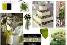 Olive wedding / Ideas For An #Olive Green #Wedding