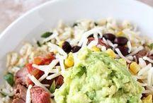 Mexican Food / by Jennifer Jacesko