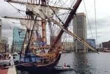 Star-Spangled Baltimore / Join Baltimore for the bicentennial commemoration of the War of 1812 from Sept. 10-16, 2014. / by Baltimore Sun