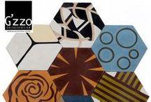Product - Hydraulic Tiles / Surface Design #galeazzodesign #fabiogaleazzo #design #interiordesign