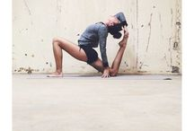 Yoga Goals / Yoga tips, health inspiration, living healthy, stretching, flexibility, yoga poses, handstands, headstands, becoming stronger, fitness.