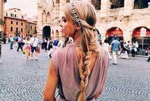 Beauty Life / Hair & beauty style inspiration