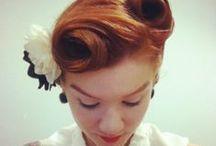 Beauty | Hair / by Natalie Matz