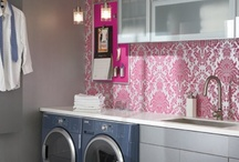 Laundry Rooms should be pretty too