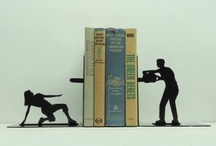 Smart places to keep books / by Anobii Books