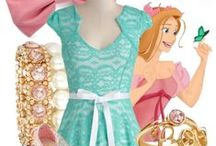 Disney inspired outfits / Outfits that are inspired by Disney (and a couple of Non-Disney) characters!