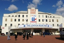 London Book Fair 2012 / Some snaps from the London Book Fair 2012, enjoy! / by Anobii Books