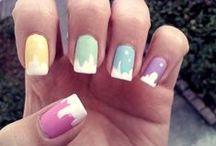 Nails Inspo / Board collecting my favorite nail colors, or nail arts