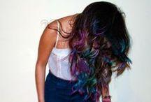 Hairstyles♥ / by Natalie Trejo