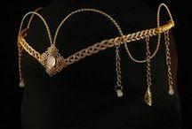 bijoux/vêtements du moyen âge-renaissance-fantasy