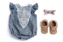 [ FASHION ] Baby styles