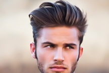 Cheveux Homme / Men's Hair / by peanutbutterjelly