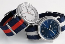 Montres Hommes / Men's Watches / by peanutbutterjelly