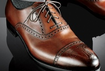 Chaussures Hommes / Men's Shoes / by peanutbutterjelly
