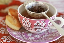 Teas  / A place for my love of tea and teacups.  / by Elizabeth Maines