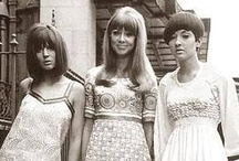 The 60's Fashion / by Debbie Camp