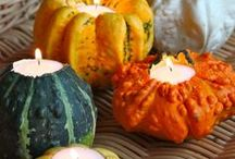 FALL DECORATING / Decorating ideas for fall and autumn from WunderMom