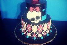 Pasta La Vista Cakes / cakes,sugar art,cupcakes,fondant