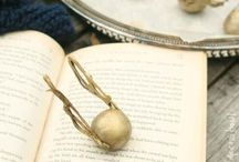 Harry Potter! / All things Harry Potter.  / by Elizabeth Maines