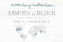 Noonday Collection / All items are handmade and provide a pathway out of poverty for artisans around the world.  www.elizabethbricknell.noondaycollection.com