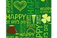St Patrick's Day Backgrounds / by BACKDROP OUTLET