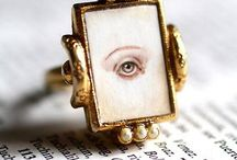 Miniatures and portraits / My love of miniature art. The lost practice of tiny wonders.  / by Elizabeth Maines