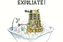 Doctor Who! / by Elizabeth Maines