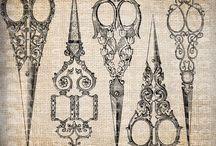Sewing / by Elizabeth Maines