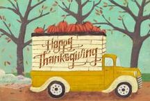 Thanksgiving / by Kathy Benz