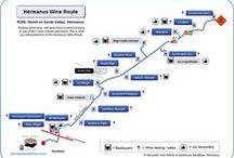 Hermanus Wine Route / Wines meet whales meet views. Heaven on Earth!