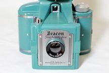 Vintage Cameras / by BACKDROP OUTLET