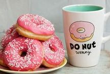 Donuts / A board dedicated to my obsession of all things Donuts ;)