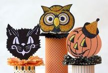 Halloween / Our Halloween inspiration board. Spooky treats, decorations, and costume ideas all in one place!
