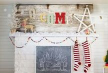 The Christmas Board / Everything you need for your own 'merry little Christmas.'