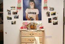 Idols, altars and shrines