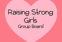 Raising Strong Girls / Welcome to Raising Strong Girls GB!  This board is about everything related to raising strong, confident, classy young women.  Please post on topic only.  No fashion, toys, or ads.  No limits on the number of pins, but please re-pin others pins in this thread. If you'd like to be added, follow my other boards and email me: melissasueholmes (at) mac (dot) com