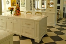 Radcliff House - Kitchen / by Sarah S.R.