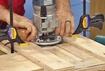 Woodworking Shop / Projects / by Craftsman Junky