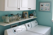 Radcliff House - laundry / by Sarah S.R.