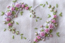 Hand Embroidery Patterns & Design / Everything hand embroidery, patterns, design, ribbon.