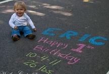 1st birthday 2012 / by Sarah S.R.