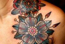 Tattoos/ Tattoo Ideas / Tattoos / by Kelsie Caldwell