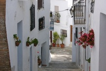 Mi Andalucia / Andalucia, southern Spain, is where I fell in love with my husband, where his family lives, where our daughter was christened, in short -- it is part of me.