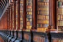 Libraries I've Visited / by Marilynn Mc Laughlin