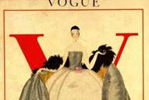 VERY VOGUE COVERS!! / by Steve Goss