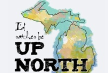 My Michigan! / There's no place like home!